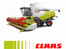 Гидронасос Claas 07477130 (HPV135-02L Linde Hydraulics)
