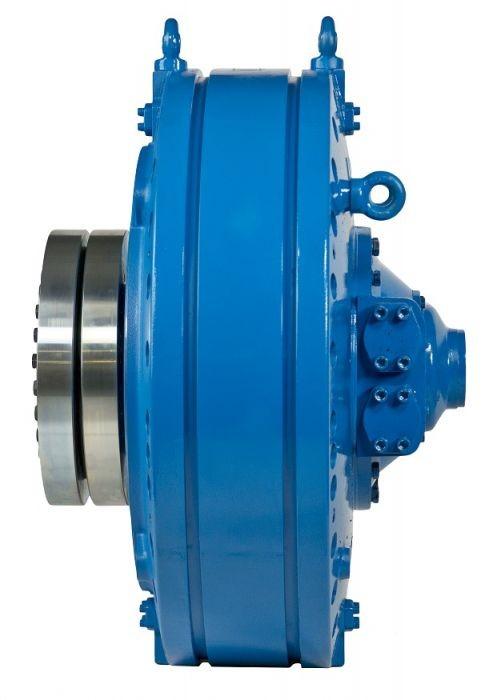 Гидромоторы Eaton Hydre-MAC Radial Piston Motor