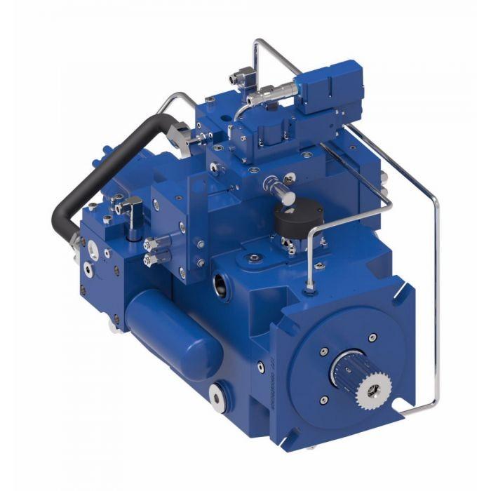 Аксиально - поршневые насосы Eaton Hydrokraft PFW