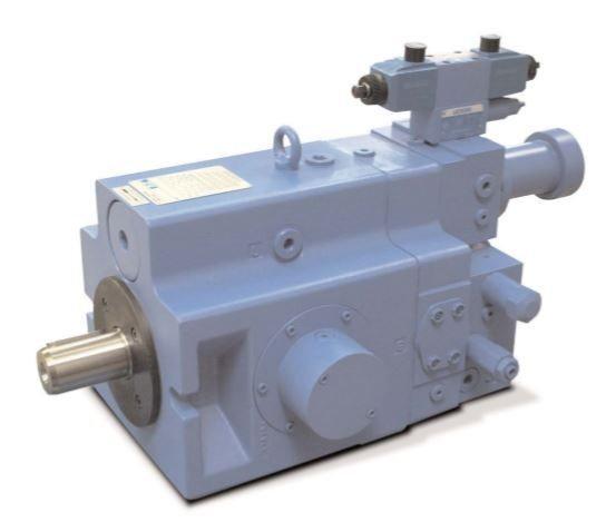 Аксиально-поршневые насосы Eaton Hydrokraft TVX