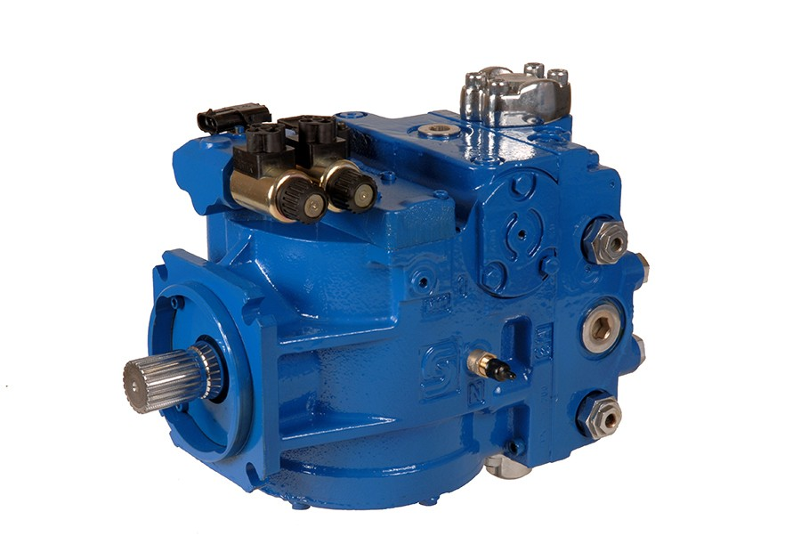 Гидронасос Poclain Hydraulics P90-75