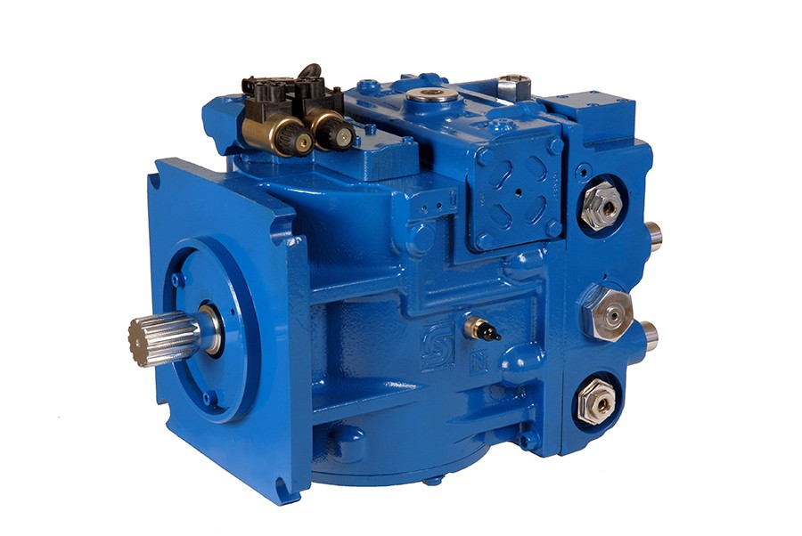 Гидронасос Poclain Hydraulics P90-250