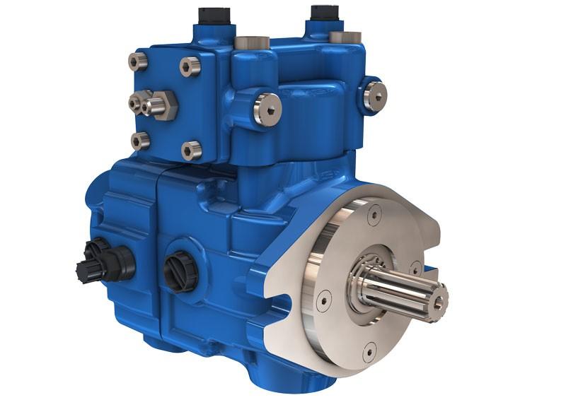Гидронасос Poclain Hydraulics PMV0-07