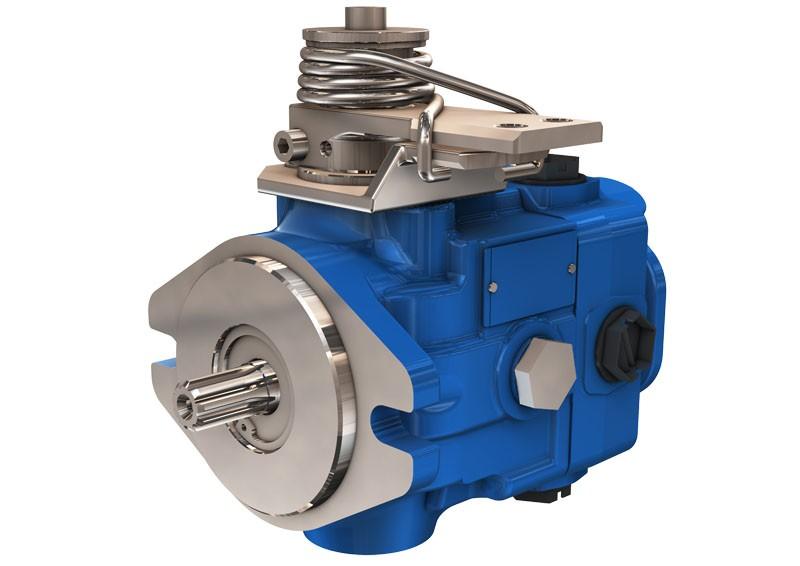 Гидронасос Poclain Hydraulics PMV0-11