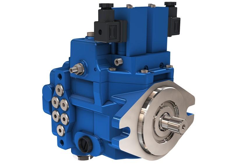 Гидронасос Poclain Hydraulics PM25-28