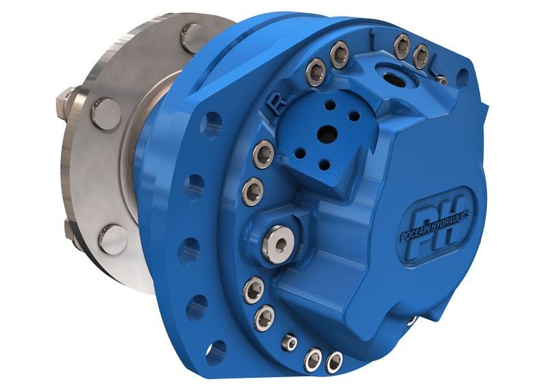 Гидромотор Poclain Hydraulics MSE18