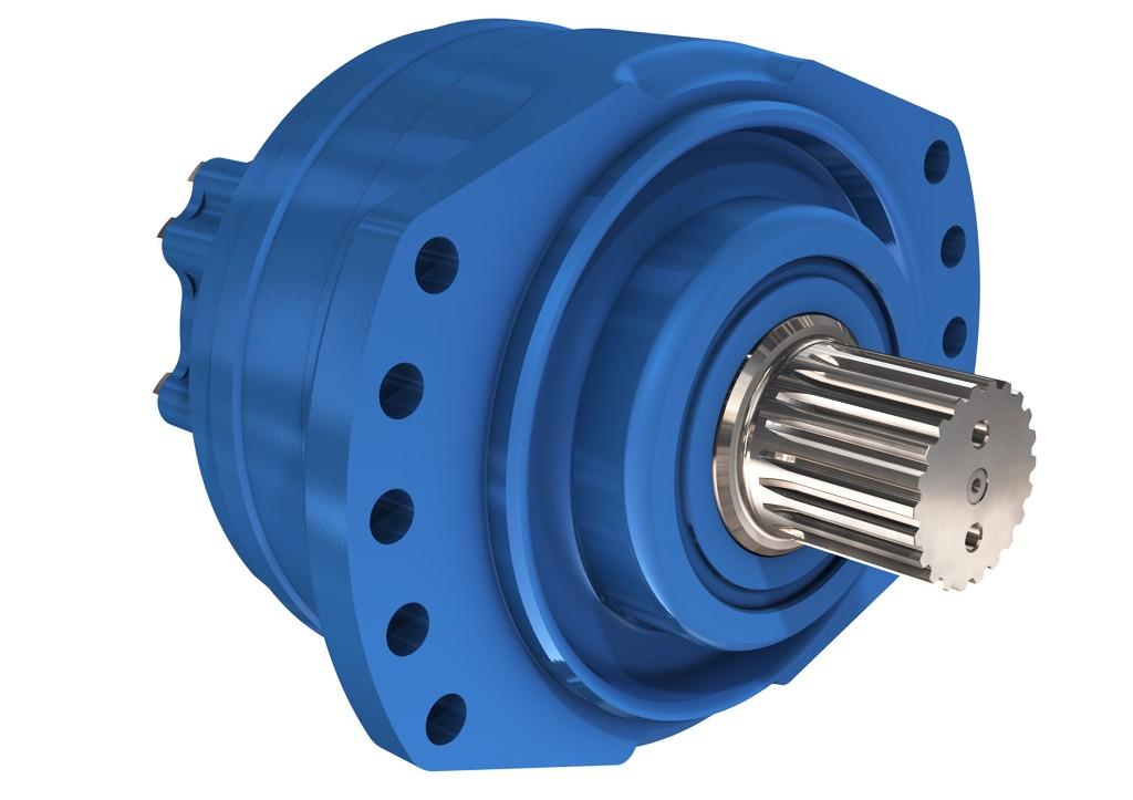 Гидромотор Poclain Hydraulics MSE08