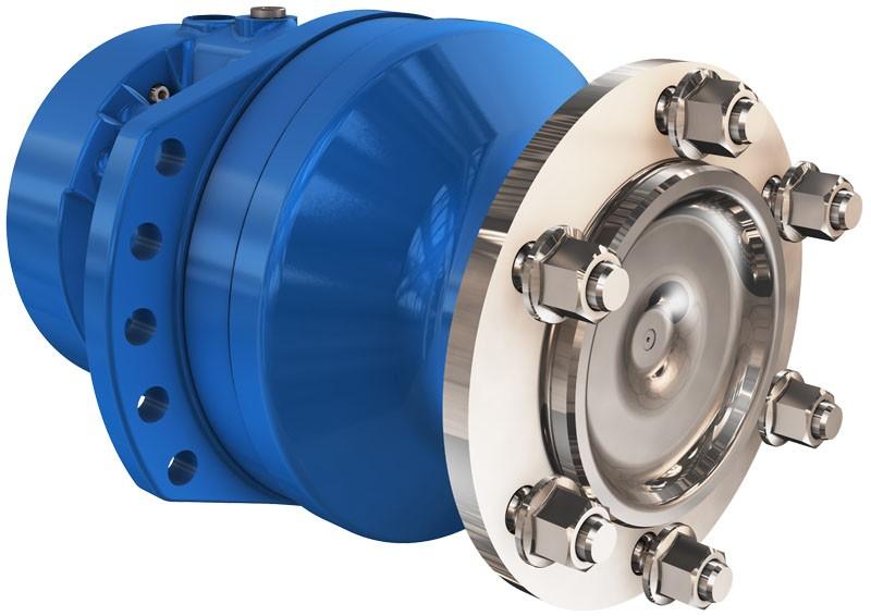Гидромотор Poclain Hydraulics MS/MSE02
