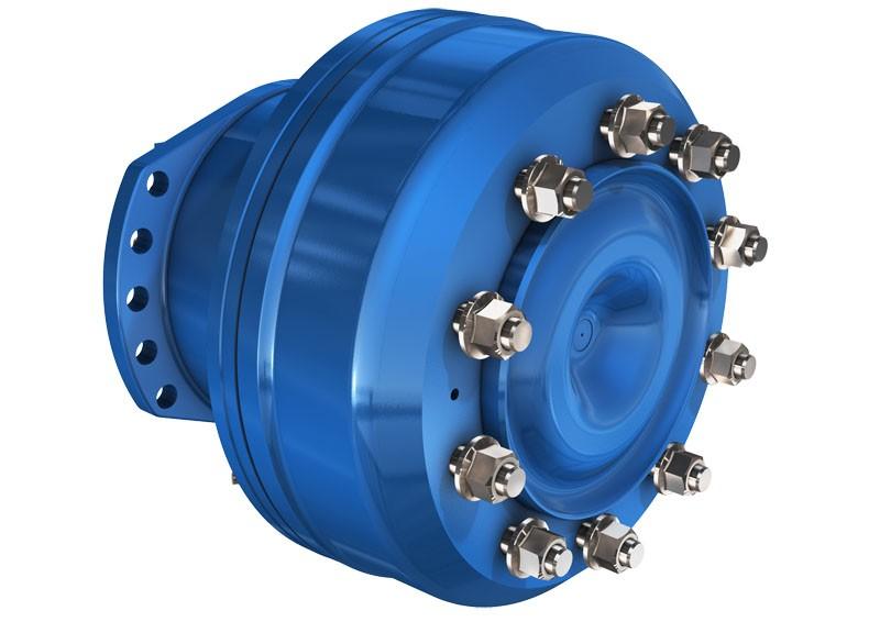 Гидромотор Poclain Hydraulics MS25