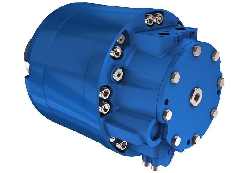 Гидромотор Poclain Hydraulics MS83