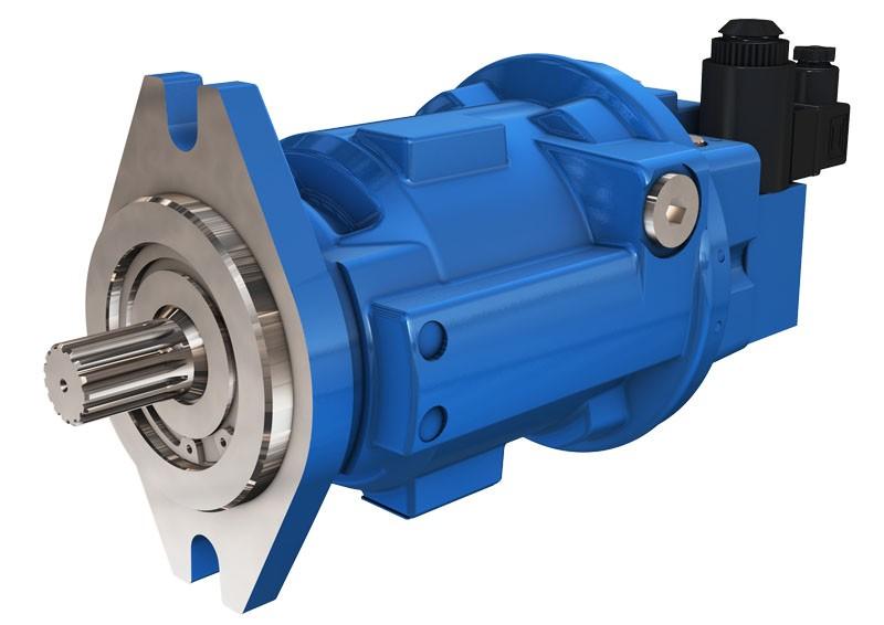 Гидромотор Poclain Hydraulics MV2