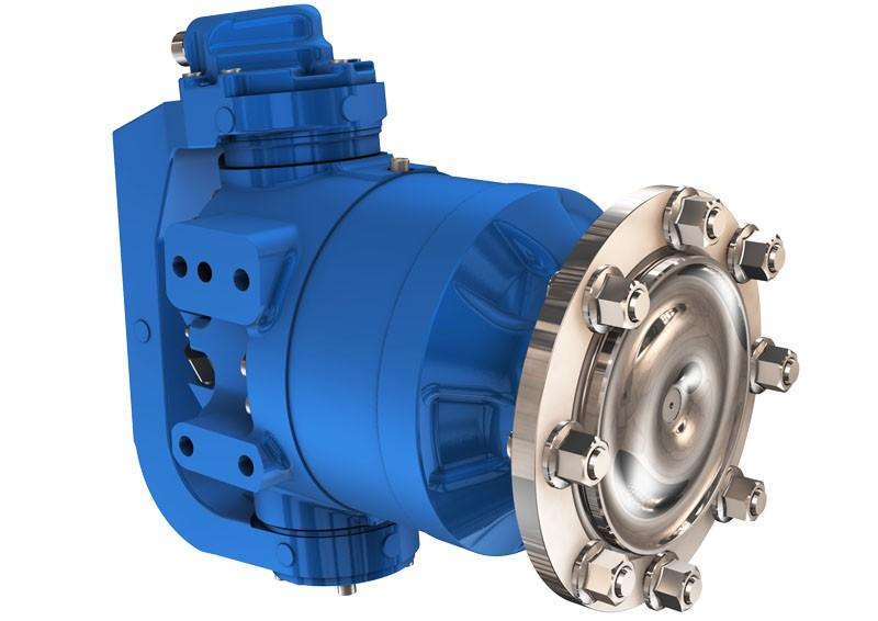 Гидромотор Poclain Hydraulics MGE11