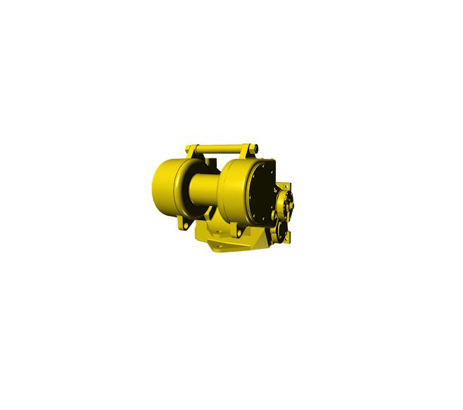 Гидравлическая лебедка CARCO H85 Caterpillar