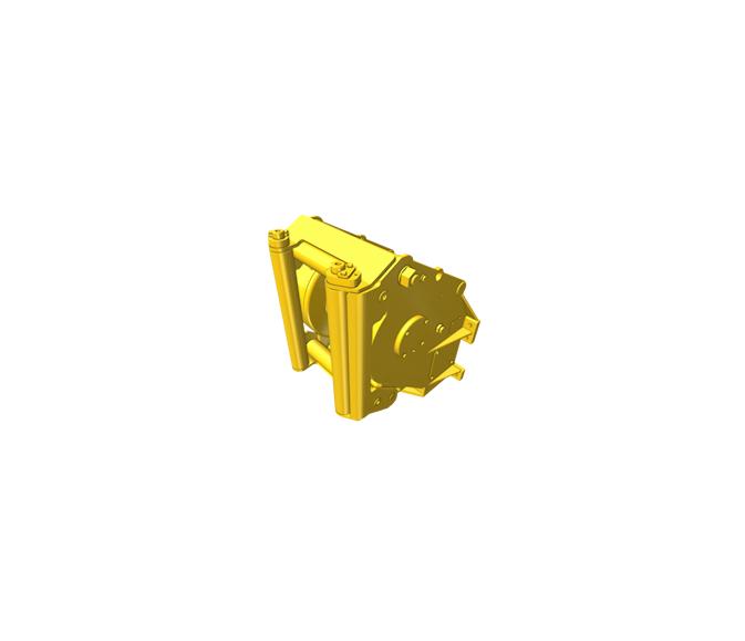 Гидравлическая лебедка CARCO H50 John Deere