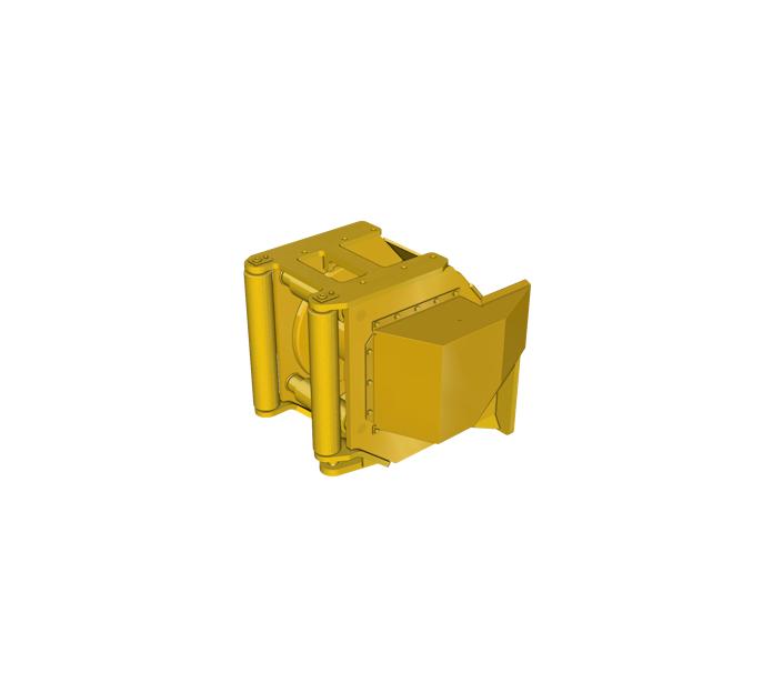 Гидравлическая лебедка CARCO H140 Komatsu