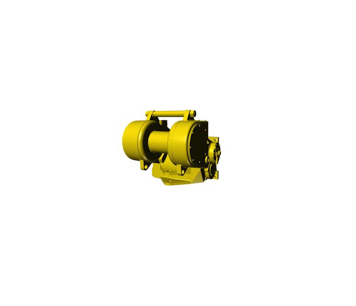 Гидравлическая лебедка CARCO H85 Komatsu