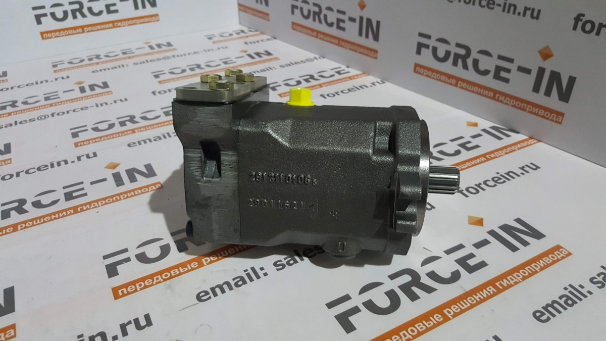 Гидромотор Linde Hydraulics HMF35-02